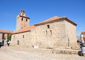La iglesia de Cillán
