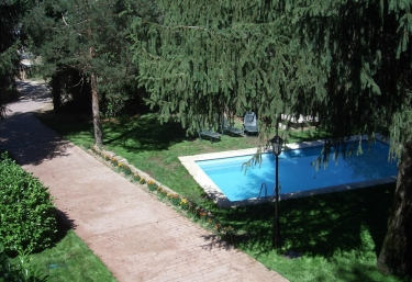 3 casas rurales con piscina en la acebeda - Casas rurales madrid con piscina ...