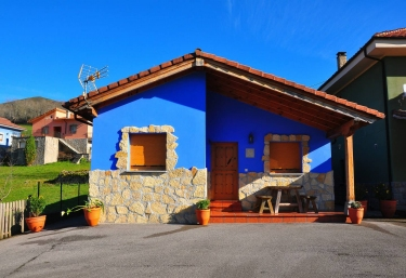 Casa La Curuxa - La Robellada, Asturias
