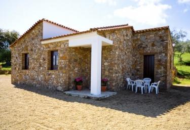 La Cañada - Aroche, Huelva