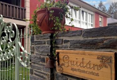 Lavanda - Apartamentos Guidán - Ribadeo (Casco Urbano), Lugo