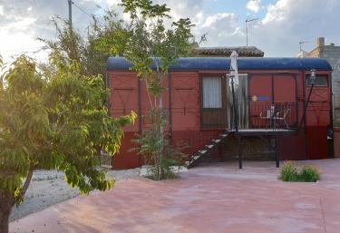 Casa Ruiz- El Vagón - Caravaca De La Cruz, Murcia