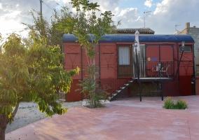 Casa Ruiz- El Vagón