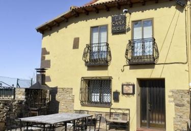 La Casa Nueva- Apartamento - Abejar, Soria