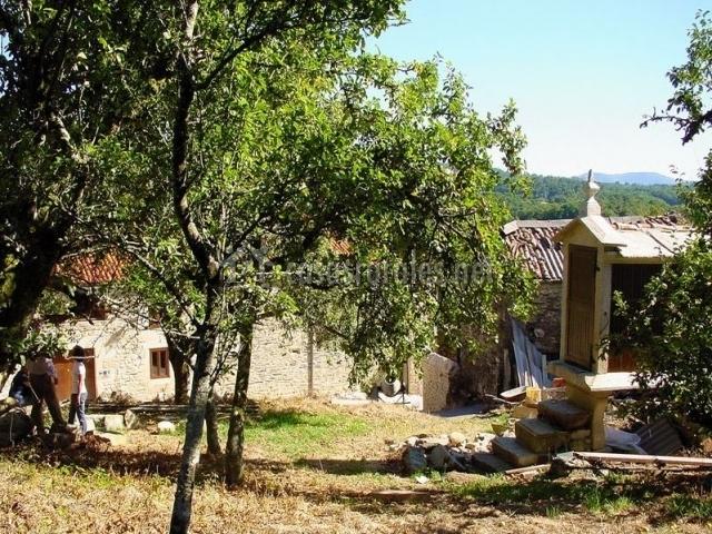 Muebles jardin en pontevedra