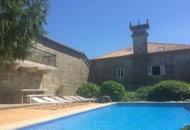 La Casa de Don Alfonso - Castro (Cerdedo), Pontevedra