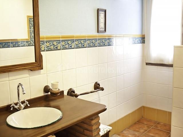 casa la lavanda en orgiva granada ForCuartos De Bano Granada