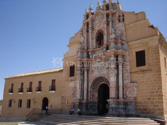 Santuario de la Vera Cruz en Caravaca