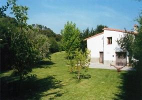 Casa rural Sierra Onuba - Fuenteheridos, Huelva
