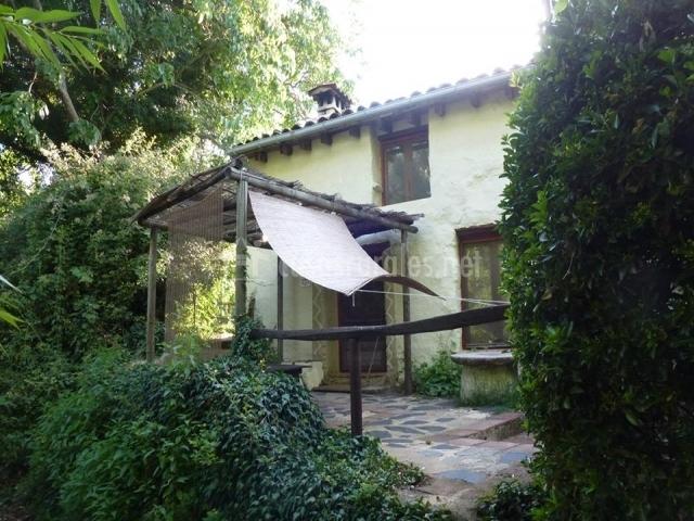 Casa kasbah casas rurales en cortegana huelva - Casas rurales huelva para 2 personas ...