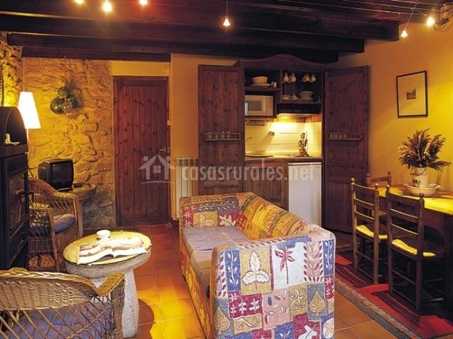 Casa chica   casas el mazo en buelles (p. baja) (asturias)