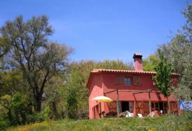 Casa Roja - MonteMateo - Galaroza, Huelva