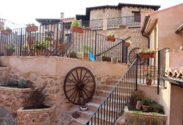 La Palomica - Cella, Teruel