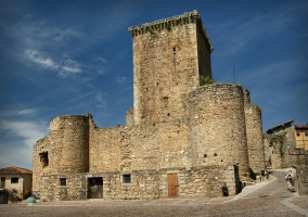 Castillo de Miranda del Castañar
