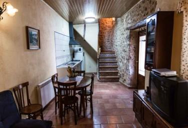 Apartamento Rústico- Casa Lola - Beceite, Teruel