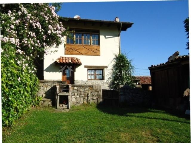 Casa l 39 antoxana en arriondas asturias - Casas rurales en asturias para 4 personas ...