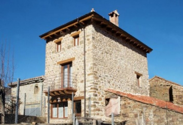 Sierra del Alba - Barriomartin, Soria