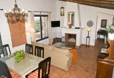 Las Tobas - Casa Verdecillo - Higuera De La Sierra, Huelva