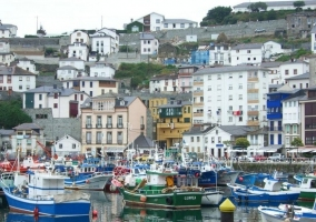 Luarca: toda una villa marinera