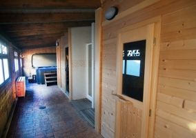 Spa con saunas