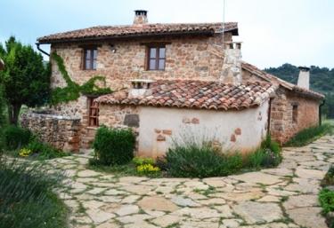Masía Collado Royo - Casa de la Maestra - Olba, Teruel