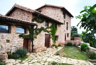 Masía Collado Royo - Casa Collado - Olba, Teruel