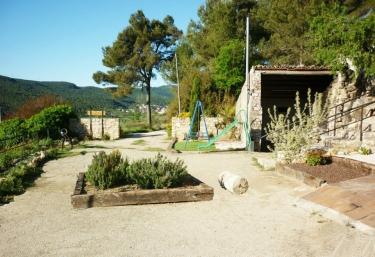 Masía Rural Cal Grapissó - La Llacuna, Barcelona