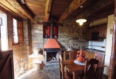 Apartamento rural Casa do Cabo 1 - Fonsagrada (Casco Urbano), Lugo