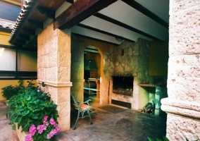 Casa Pequeña de La Antigua Vaquería