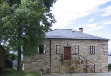 Apartamentos rurales Casa do Cabo 2 - Fonsagrada (Casco Urbano), Lugo