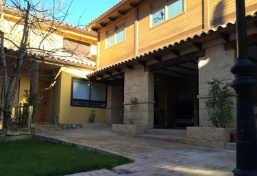 Habitaciones de La Antigua Vaquería - La Melgosa, Cuenca