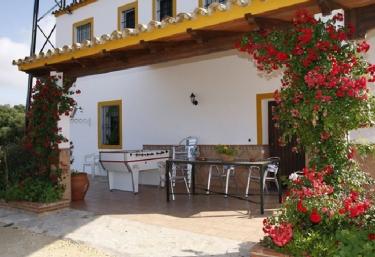 Casa Mediana - Cortijo Barrera - El Bosque, Cádiz