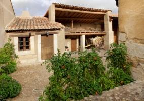 Casita del Palomar  - La Casa de las Lilas