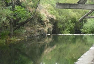 Confluencia ríos Genil y Maitena
