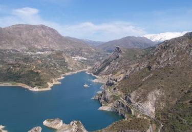 Lago de Güéjar Sierra