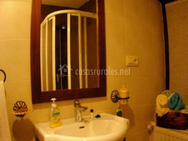 Casa la pipa en tolivia p laviana asturias - Calefaccion bano ...