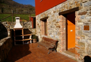Casa La Pipa - Tolivia (P. Laviana), Asturias