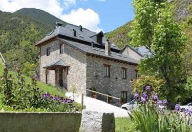 Apartamento 2 Casa Pernalle - Erill La Vall, Lleida