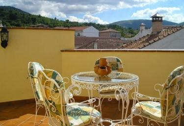 4 casas rurales en san pablo de los montes - Casa rural montes de toledo ...