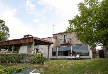 Casa O Raeiro -  Casa do Vinculeiro - A Baña, A Coruña