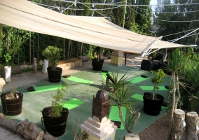 Terraza chill out