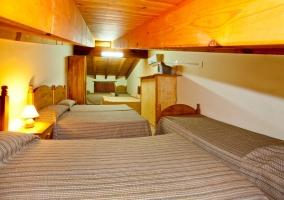 Dormitorio colectivo