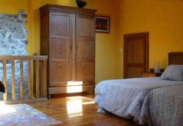 La Casa Azul - Fuentes (Villaviciosa), Asturias