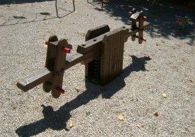Balanceador para niños