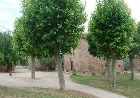 Caminos hacia las Casas Rurales