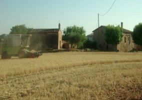 Ermita junto a Casa Rural