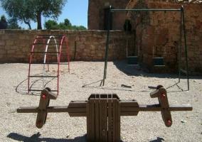 Parque infaltil de niños