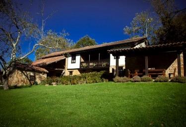 La Retuerta - La Arquera (Llanes), Asturias