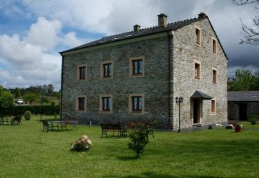 Apartamento 2 Casa Cerolleiro - Piñera (Castropol), Asturias
