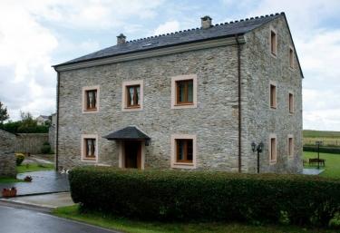 Apartamento 3 Casa Cerolleiro - Piñera (Castropol), Asturias